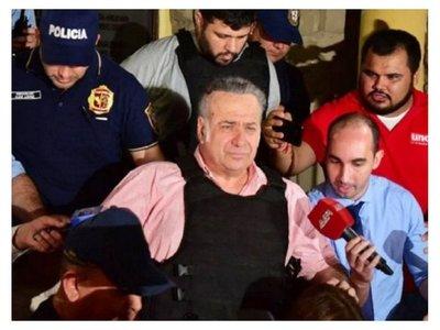 González Daher y su hijo quedaron libres