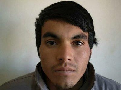 Capturan a recluso que huyó del Hospital de Encarnación