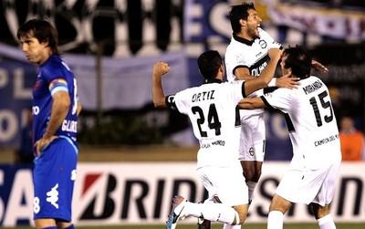 En el 2013, Olimpia superaba a Tigre en octavos