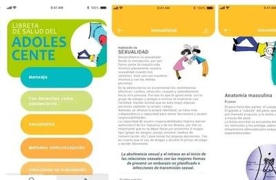 HOY / La Libreta Adolescente ya tiene app para mayor accesibilidad a temas como derechos y sexualidad