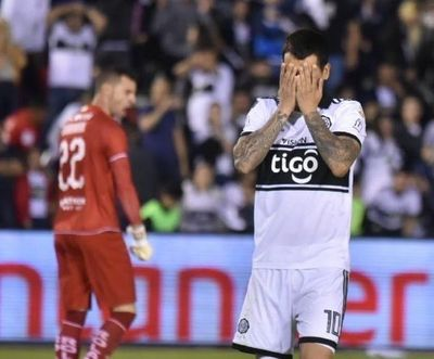 Olimpia se eliminó de la Libertadores