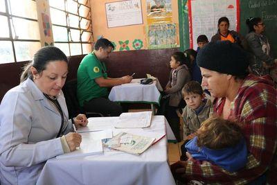 Fundación Tesãi lleva servicios gratuitos de salud al Alto Paraná