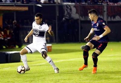 Olimpia empató con Liga de Quito y quedó fuera de la Copa