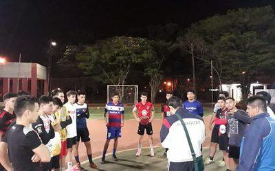 Minga Guazú disputa amistoso de cara a Eliminatoria C17