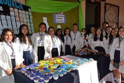 Estudiantes participaron de feria pedagógica en San Juan Bautista