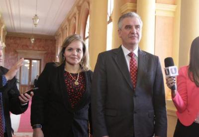 Parlamentarios y gobernadores expresaron apoyo al jefe de Estado