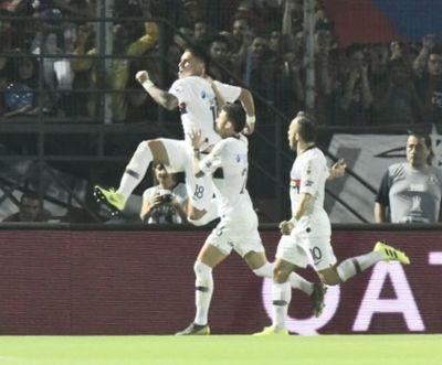 Otro gol más a Cerro Porteño