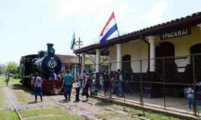"""Reactivarán locomotora """"El Inglés"""" para turismo"""