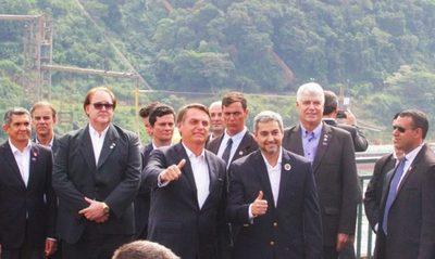 """""""Estamos dispuestos a hacer justicia"""" con Paraguay sobre Itaipu, afirmó Bolsonaro"""