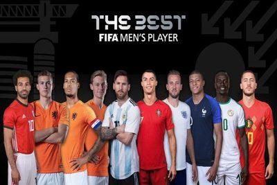 "FIFA reveló lista de candidatos para ""The Best"""