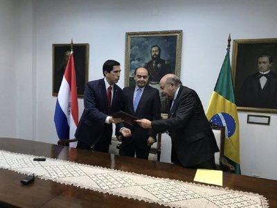 PARAGUAY Y BRASIL ANULAN ACUERDO SOBRE ITAIPÚ