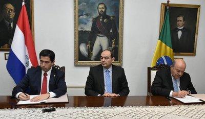 Paraguay y Brasil anulan acuerdo de Itaipú que puso contra las cuerdas a gobierno de Mario Abdo