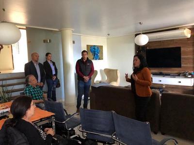 Presentan proyecto de costanera para Ciudad del Este
