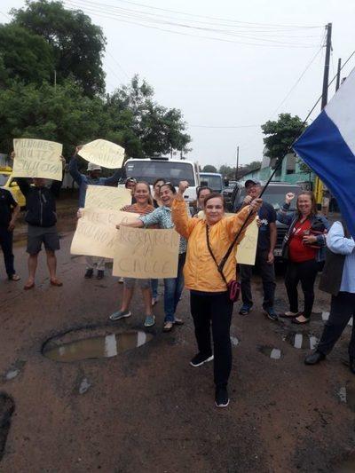 Barcequillo: Se manifestarán para pedir más transporte público