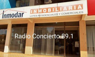 Delincuentes asaltan una inmobiliaria en San Alberto