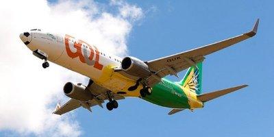 La aerolínea Gol reduce sus pérdidas un 94,8% en el primer semestre del año