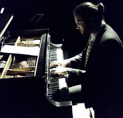 Esteban Godoy ampliará sus horizontes pianísticos