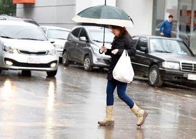 Viernes con lluvias y descenso de temperatura, pronostica Meteorología