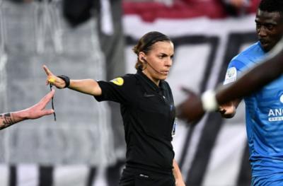 HOY / Histórico: la francesa Frappart arbitrará la Supercopa de Europa