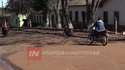 EDUCACIÓN VIAL TEMA PENDIENTE EN TOMÁS ROMERO PEREIRA.