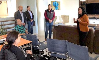 Comuna de CDE presentó proyecto de costanera del km 8 Acaray a la Senatur