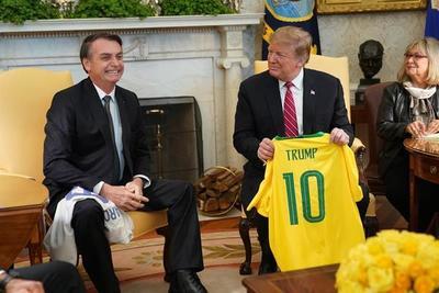 Trump deja fuera a Paraguay y Uruguay