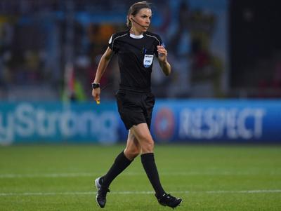 Histórico: una mujer arbitrará la Supercopa de Europa