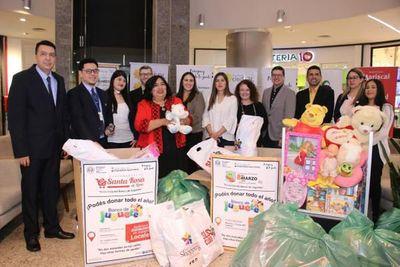 Banco de juguetes: instan a donar juguetes nuevos y usados en buen estado