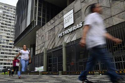 Beneficio de Petrobras salta un 34,4% en el primer semestre