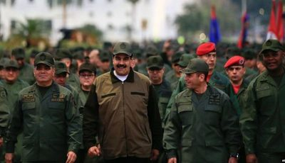 EE.UU. sanciona a dos comandantes de Maduro por «graves violaciones» de DD.HH.