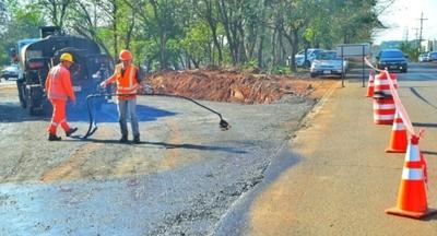 En 15 días terminarán obras de desvío del multiviaducto de CDE