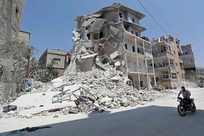 Cese de ataques en noreste de Siria tras anuncio de tregua