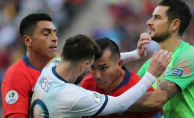 HOY / Tres meses y una elevada multa como castigo a Lionel Messi