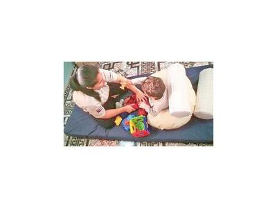 USF de San Pedro apunta a una niñez feliz y estimulada