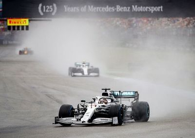 Lewis Hamilton, el más rápido