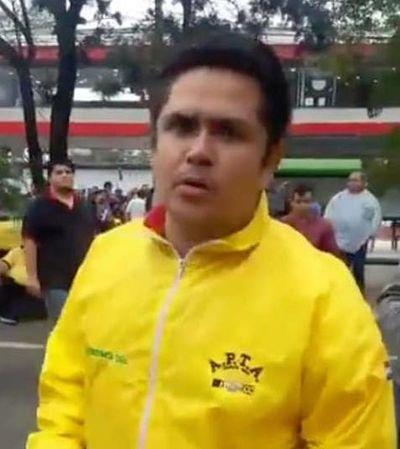 Taxista fue imputado por supuesto manoseo a periodista