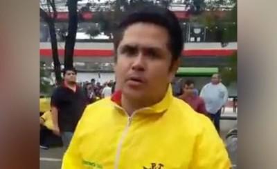 Taxista que manoseó a periodista es imputado por coacción