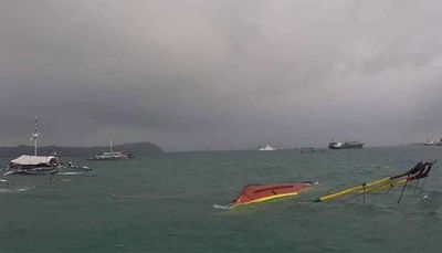 Once muertos y tres desaparecidos en tres naufragios en Filipinas