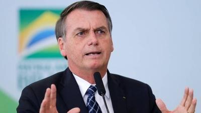 HOY / Bolsonaro anuncia programa de pesca con Paraguay y evita hablar de crisis