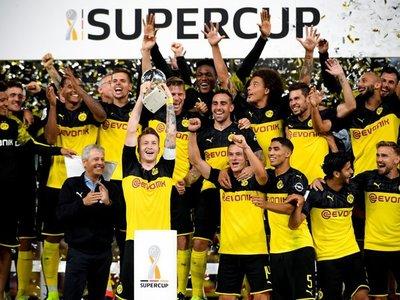 El Dortmund fulmina el dominio del Bayern