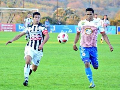 San Lorenzo arruina la primera victoria de Santaní