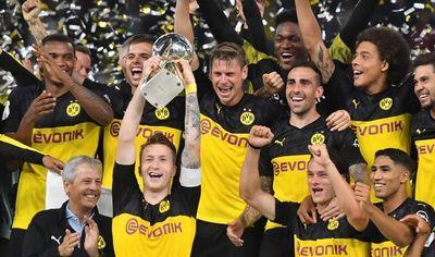 Dortmund amenaza el reinado del Bayern