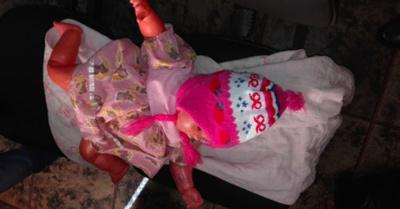 Ni un chúlina: usaban muñeca ¡para asaltar!