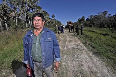 Indígenas Sawhoyamaxa: De la pobreza y el aislamiento, a la ganadería para el desarrollo