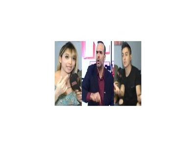 Alvaro les ubicó a Marilina y a Will Fretes