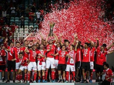 El Benfica se lleva la Supercopa de Portugal