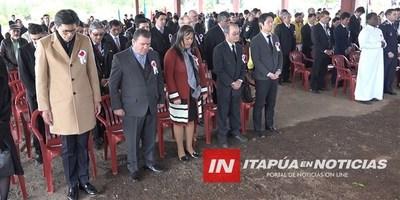 CÓNSUL DE JAPÓN ACOMPAÑA ACTIVIDADES ENCARADAS POR COMUNIDADES JAPONESAS