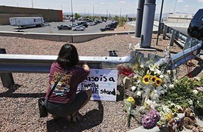 """Trump condena tiroteos: """"El odio no tiene cabida en EEUU"""""""