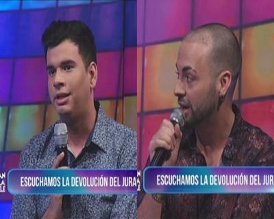 Palumbo cuestionó las devoluciones de Sebas Rodríguez