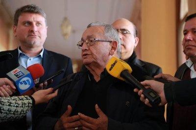 Monseñor Medina rechaza Juicio Político